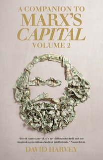 A Companion to Marx's Capital, Volume 2 by David Harvey