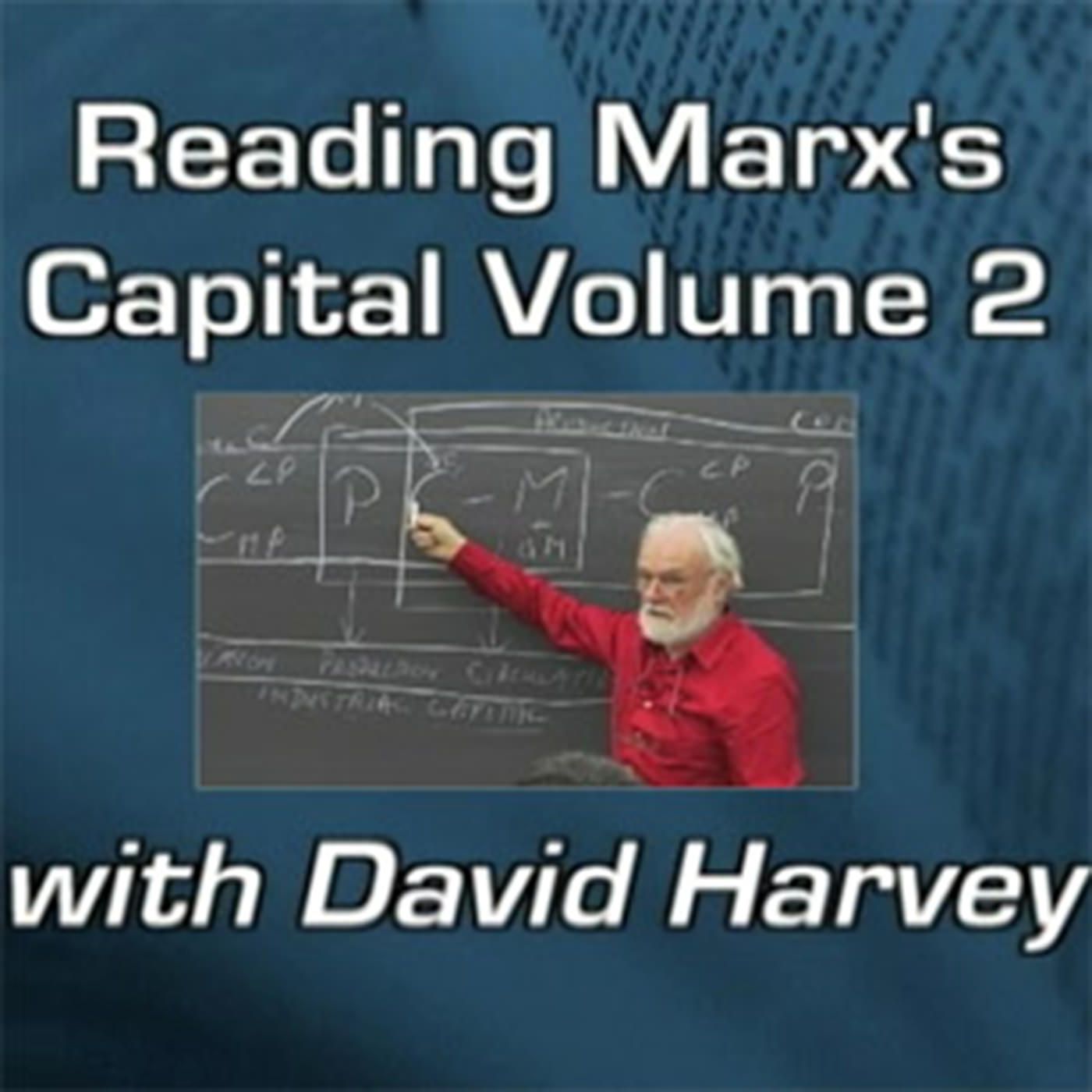 Reading Marx's Capital Volume 2 (video)